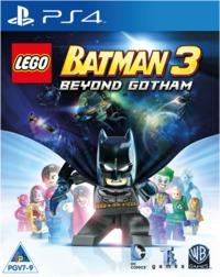 LEGO Batman 3: Beyond Gotham (PS4) - Cover