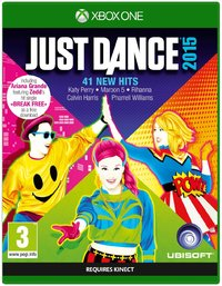 Just Dance 2015 (Xbox One) - Cover