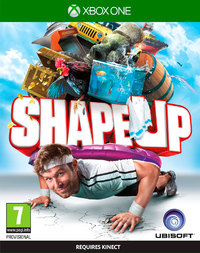 Shape Up (Xbox One) - Cover