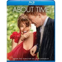 About Time (Region A Blu-ray) - Cover