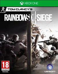 Tom Clancy's Rainbow Six: Siege (Xbox One) - Cover