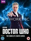 Doctor Who - The New Series: Series 8 (DVD) Cover