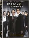 Person of Interest - Season 3 (DVD) Cover
