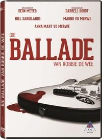 Die Ballade Van Robbie De Wee (DVD) - Cover