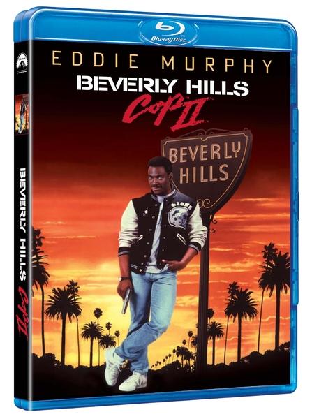 Beverly Hills Cop Ii Blu Ray Movies Tv Online Raru