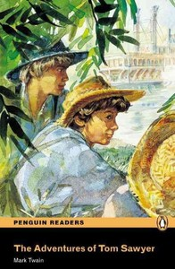 The Adventures of Tom Sawyer - Mark Twain (Paperback) - Cover