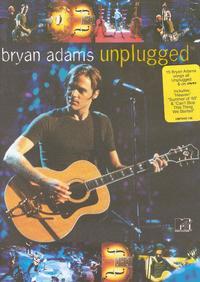 Bryan Adams - Unplugged (Pal Version) (DVD) - Cover
