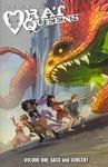 Rat Queens Volume 1: Sass & Sorcery - Kurtis J. Wiebe (Paperback)