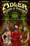 Woman of Mystery - Lavie Tidhar (Hardcover)