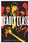 Deadly Class Volume 1 - Rick Remender (Paperback)