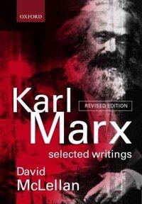 Karl Marx: Selected Writings - Karl Marx (Paperback) - Cover