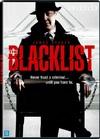 The Blacklist - Season 1 (DVD) Cover