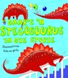 Daar's 'n Stegosourus In Die Storie - Ruth Simmons (Hardcover)