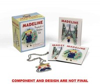 Madeline - Pendant and Sticker Set - Running Press (Accessory) - Cover