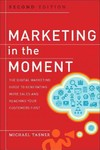 Marketing in the Moment - Michael Tasner (Hardcover)