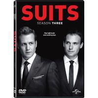 Suits - Season 3  (DVD)