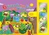 Bumper Magnets: 6 Friends Have Fun In the Wild - Brenda Apsley (Board book)