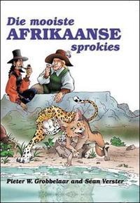 Die Mooiste Afrikaanse Sprokies - Pieter W. Grobbelaar (Hardcover) - Cover