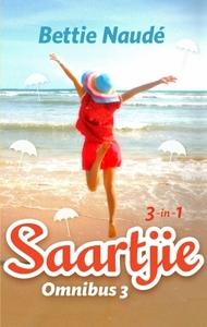 Saartjie Omnibus 3 - Bettie Naudé (Paperback) - Cover