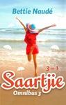Saartjie Omnibus 3 - Bettie Naudé (Paperback)