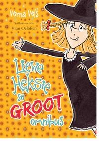 Liewe Heksie se groot omnibus - Verna Vels (Paperback) - Cover