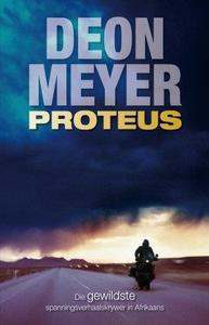 Proteus - Deon Meyer (Paperback) - Cover
