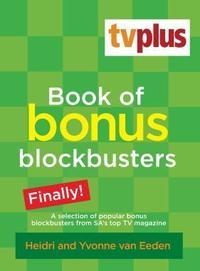 TvPlus Book of Bonus Blockbusters - Heidri van Eeden (Paperback) - Cover