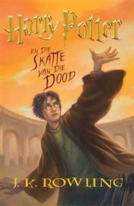 Harry Potter En Die Skatte Van Die Dood - J.K. Rowling (Paperback) - Cover
