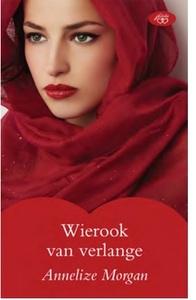 Wierook van verlange - Annelize Morgan (Paperback) - Cover