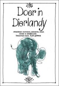 Doer In Dierlandy - Pieter W. Grobbelaar (Paperback) - Cover