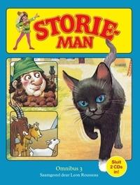 Storieman Omnibus 3 (sluit 2 CDs in) (Paperback) - Cover