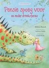 Pensie Spoeg Vuur En Ander Draakstories - Milena Baisch (Hardcover)