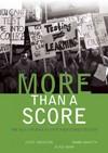 More Than a Score - Jesse Hagopian (Paperback)