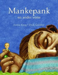 Mankepank En Ander Verse - Antjie Krog (Hardcover) - Cover