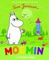 Moemin Se Verjaardag - Tove Jansson (Hardcover)