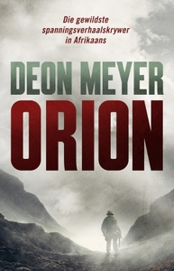 Orion (2013) - Deon Meyer (Paperback) - Cover