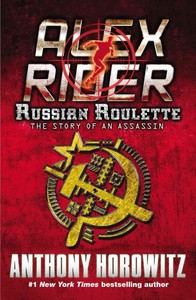 Russian Roulette - Anthony Horowitz (Paperback) - Cover