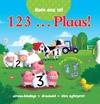 Kom Ons Tel: 1, 2, 3 . . . Plaas! - Brenda Apsley (Board book)