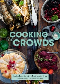 Cooking For Crowds - Callie Maritz (Paperback) - Cover