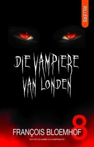 Die Vampiere Van Londen - François Bloemhof (Paperback) - Cover