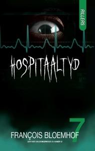 Rillers 7: Hospitaaltyd (Sagteband) - Francois Bloemhof (Paperback) - Cover