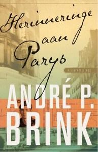 Herinneringe Aan Parys - André P. Brink (Paperback) - Cover