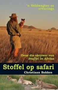 Stoffel Op Safari - Christiaan Bakkes (Paperback) - Cover