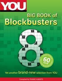 YOU Big Book of Blockbusters 8 - Phanie Alberts (Paperback) - Cover