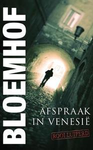 Afspraak In Venesië - Francois Bloemhof (Paperback) - Cover
