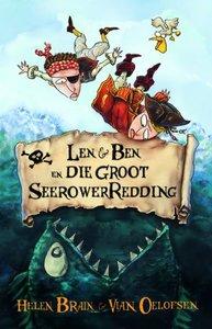 Len & Ben En Die Groot Seerowerredding - Helen Brain (Paperback) - Cover