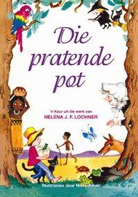 Die Pratende Pot - Helena Lochner (Paperback) - Cover