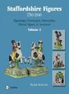 Staffordshire Figures 1780 to 1840 - Myrna Schkolne (Hardcover)