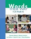 Words Their Way for PreK-K - Francine Johnston (Paperback)