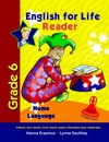 English For Life Grade 6 Home Language Reader - Hanna Erasmus (Paperback)